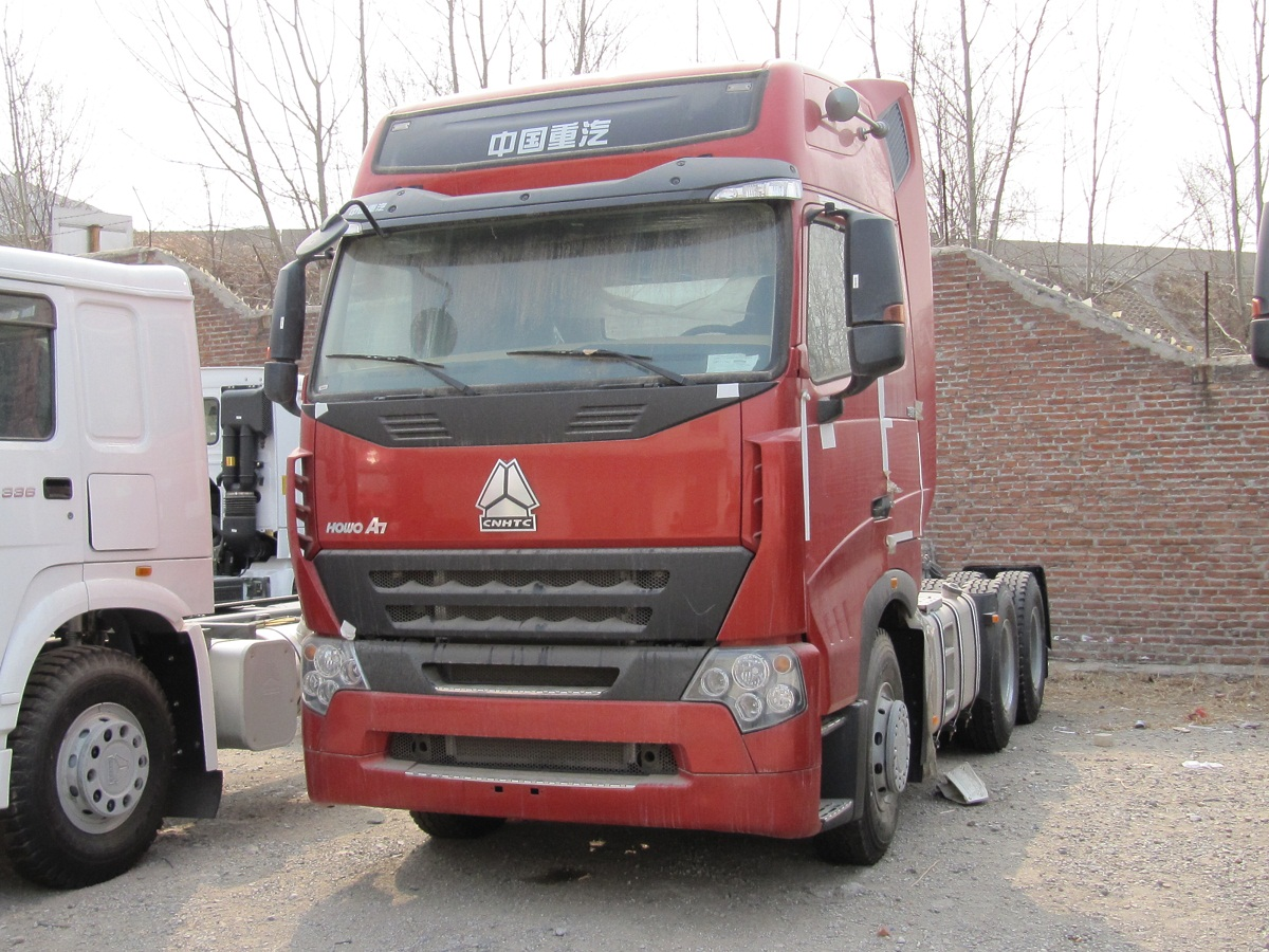 HOWO A7 tractor truck hot sale